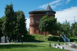 Vodonapornaya Bashnya Museum