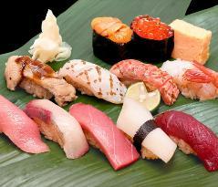 Tsukiji Kagura Sushi