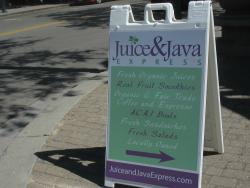 Juice & Java Express