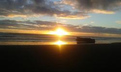 Kariotahe Beach