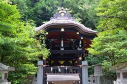 Shirahata Shrine, Kamakura Hachimangu Shrine