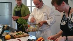 Jean Marc Villard's Cooking Class - Day Classes