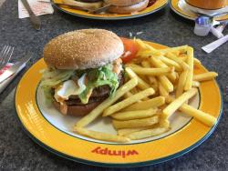 Wimpy Crawley