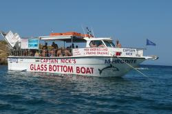 Captain Nick - Chania's No.1 Boat Trips