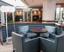 Hilton Bar & Lounge at the Hilton Strasbourg