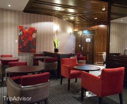 Executive Lounge at the Hilton Strasbourg