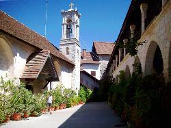 Klasztor Chrysoroyiatissa