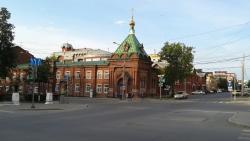 Chapel of St. Stephen Velikopermskiy