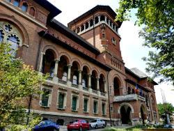 Peasant Museum (Muzeul Taranului Roman)