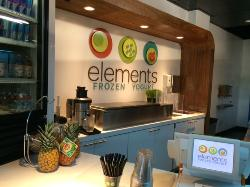Elements Frozen Yogurt