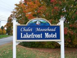 Chalet Moosehead Lakefront Motel
