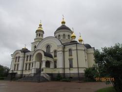 St. Simeon Compound Novo-Tikhvin Nunnery