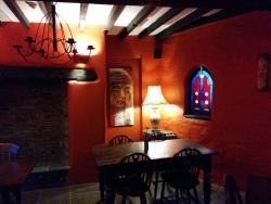 Additional restaurant seating