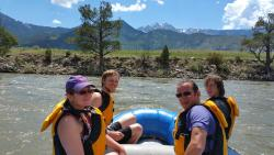 River Source Rafting