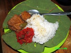 Nasi Jamblang Ibu Nur