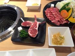 Tonoshoku Meat Center Yahaba Lamb