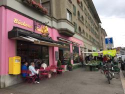 Bohnenblust Cafe