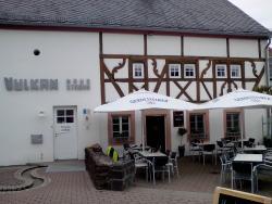 Vulkan-Cafe Strohn