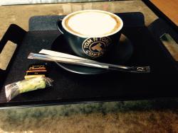 Tom N Toms Coffee Apgujeong Station