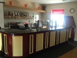 1st floor function room bar area