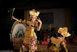 Legong of Mahabrata Epic