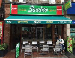 ‪Sandro Sandwich Bar‬