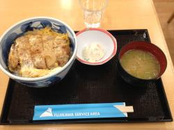 Fujikawa Service Area (Downward) Restaurant