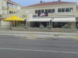 caffe bar & fast food ZEPPELIN