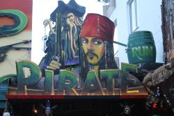 Captain Pirate Restaurant