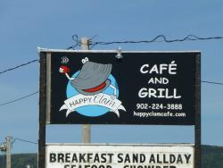 Happy Clam Cafe and Grill