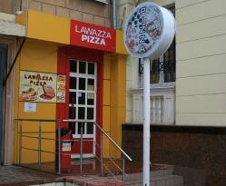 Lavatstsa-Pizza