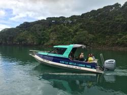Whangaroa Harbour Water Transport