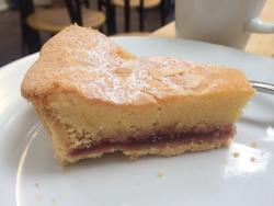 Bakewell tart - lush