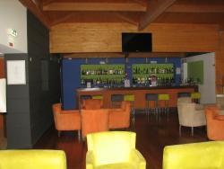 Bar da área social