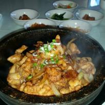 Seoul Garden Restaurant and Grill