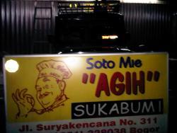 Soto Mie Agih