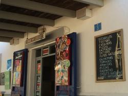 Bar Centro Formentera Spain
