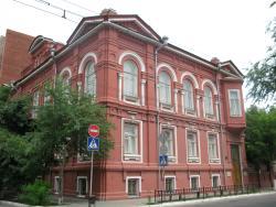 Astrakhan Dogadina Art Gallery