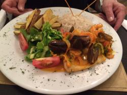 Great Dinner on La Ronda