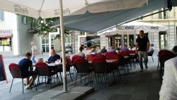 Das Restaurant Commerce