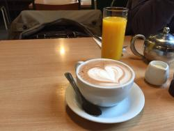J+A Cafe & Bar