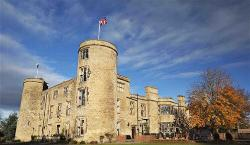 Afternoon Tea & Lounge - Walworth Castle Hotel
