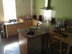 Kitchen in 1 bedroom cottage