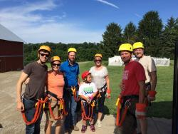 Markin Farms Zipline Adventures