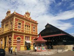 Mercado Municipal Adolfo Lisboa