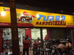 Turbo Sanduiches