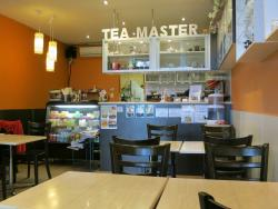 ‪Tea Master Vegetarian Cafe Restaurant‬