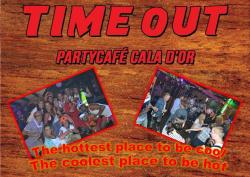 Time Out Partycafe Cala d'Or