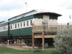 Off The Rails, Carriage B&B