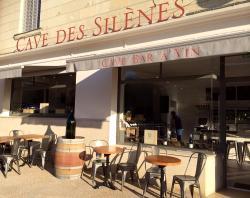 Cave Des Silenes